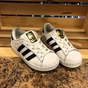 Other - Kids Adidas Sneakers Size 11 - Gently used